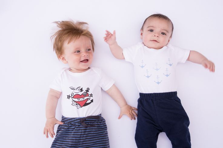 'Sail Away With Me' Organic nautical babygrow http://www.thislittle.boutique/#!shop/ccy