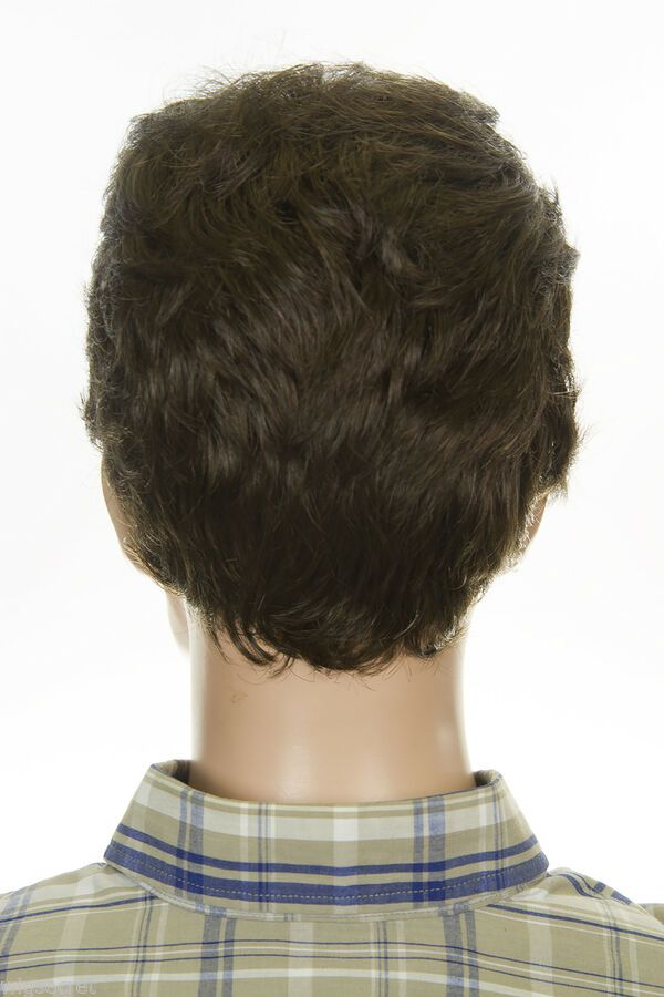 Details About Jr Jon Renau Short Wavy Straight Large Cap Blonde Brunette Red Grey Men Wig Brunette To Blonde Men S Wigs Short Wavy