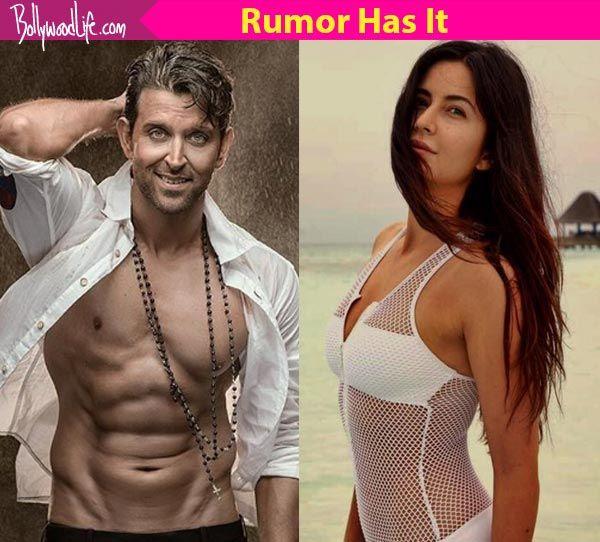 Hrithik Roshan wants Katrina Kaif in his next film with Kabir Khan?