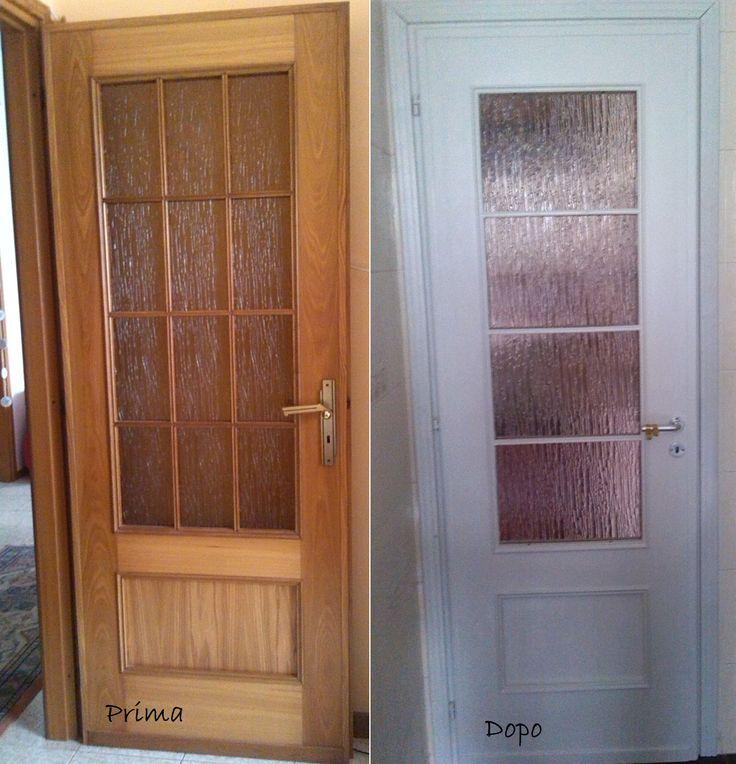 Restyling Porte: questa è la storia di porte che non rispecchiavano lo stile di casa. :)