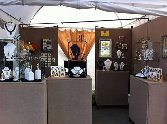 Diana Ferguson Jewelry Jewelry Booths Featuring Pro
