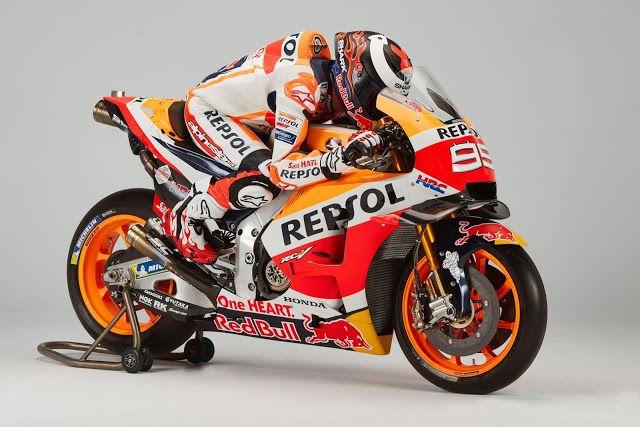 Marquez Lorenzo Rc213v Exposed