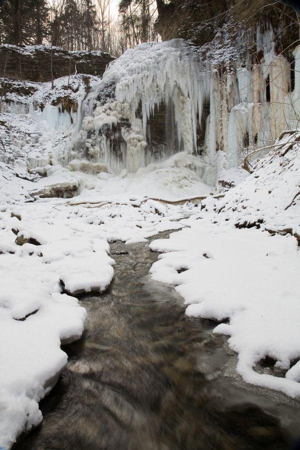 Tiffany Falls, Hamilton - Ontario