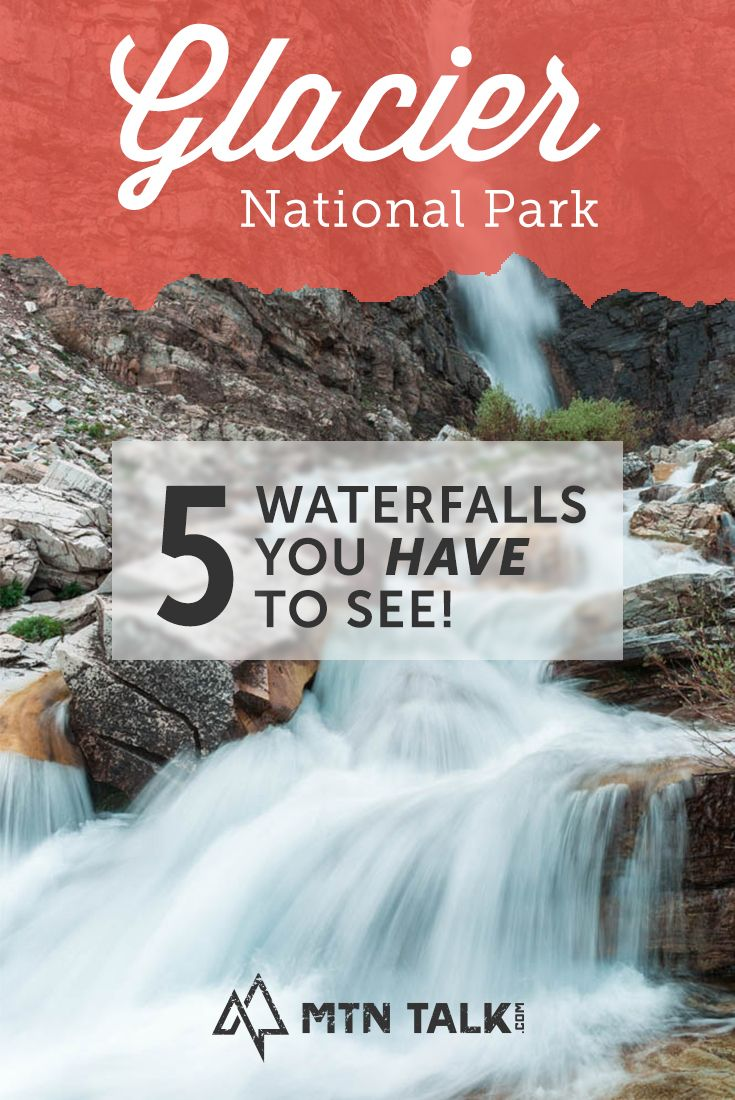 Hike your way to 5 epic waterfalls