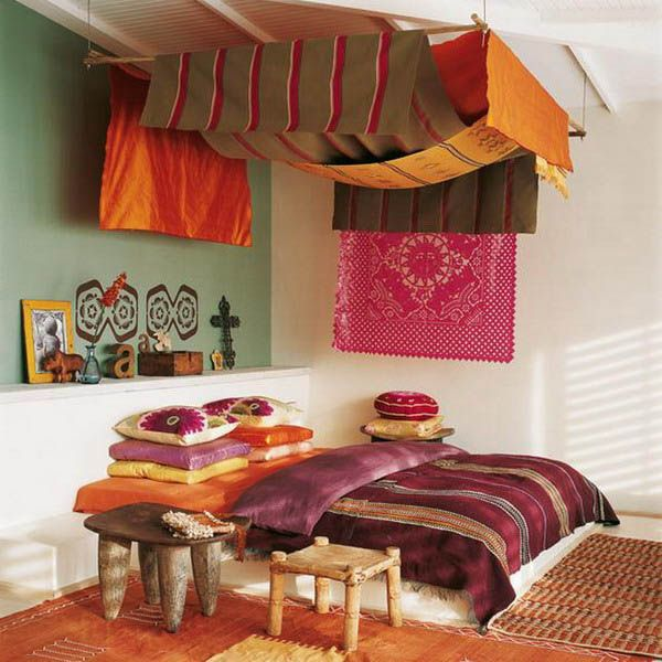 16 bedroom decorating ideas with exotic african flavor modern bedroom decor - African Bedroom Decorating Ideas