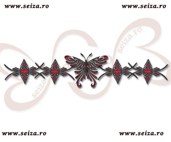 bracelet wrist tattoos for women | ... tattoo design, a good choice for an ankle tattoo or a wrist tattoo
