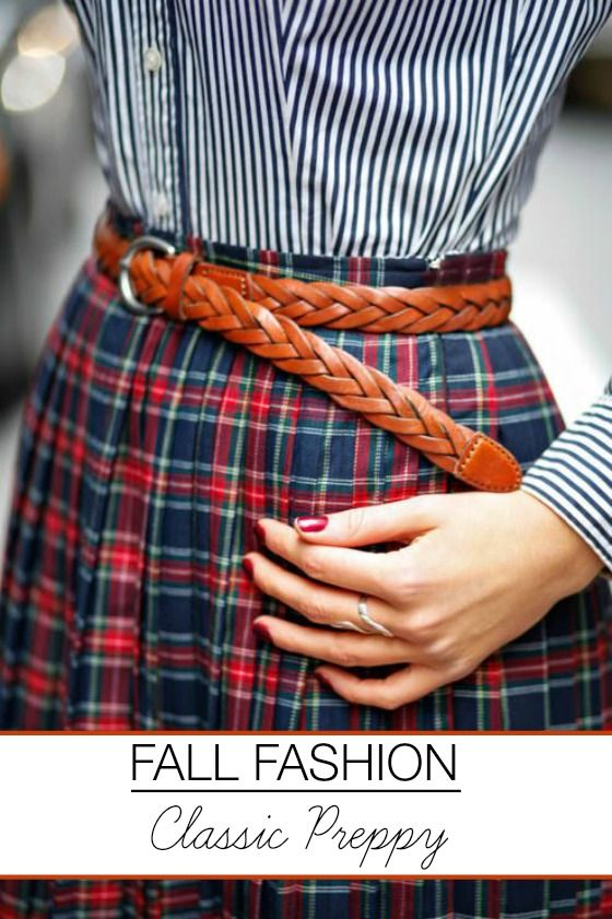 The fourth in a series about the different types of classic fashion. This post focuses on #classic_preppy style and includes some suggestions for this fall.