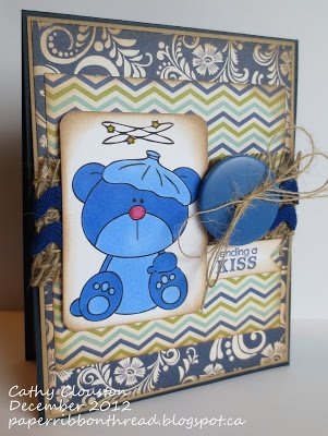 Paper, Ribbon, and Thread: Craft Your Passion #143 Get Well Soon (December 2012)