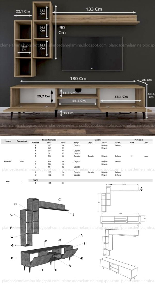Tv Unit Interior Design, Tv Unit Furniture Design, Tv Furniture, Tv Wall Design, Wall Rack Design, Tv Unit Decor, Tv Wall Decor, Modern Tv Wall Units, Modern Tv Room