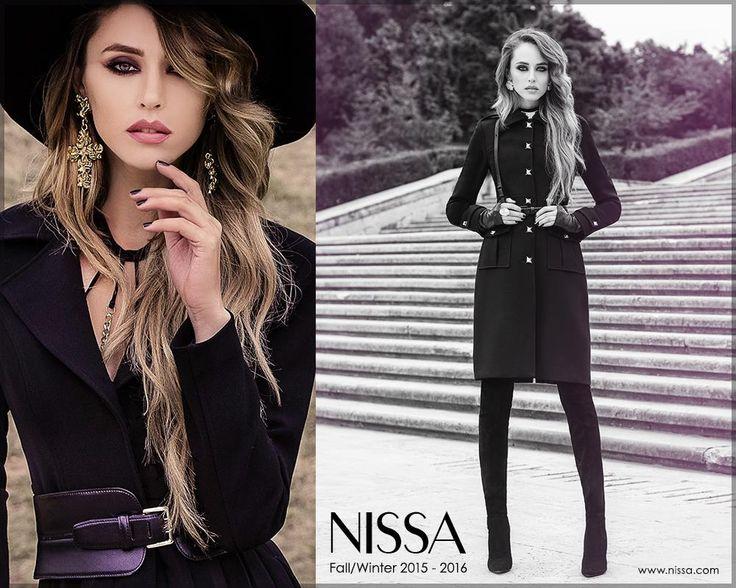 #nissa #fall #autumn #winter #coat #redingota #military #outfit #look #style #stylish #fw #fw2015 #fashion #fashionista