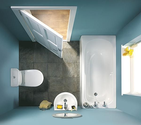 Trendy Small Bathroom Remodeling Ideas and 25 Redesign Inspirations Cute but I would like to add a shower with the tub