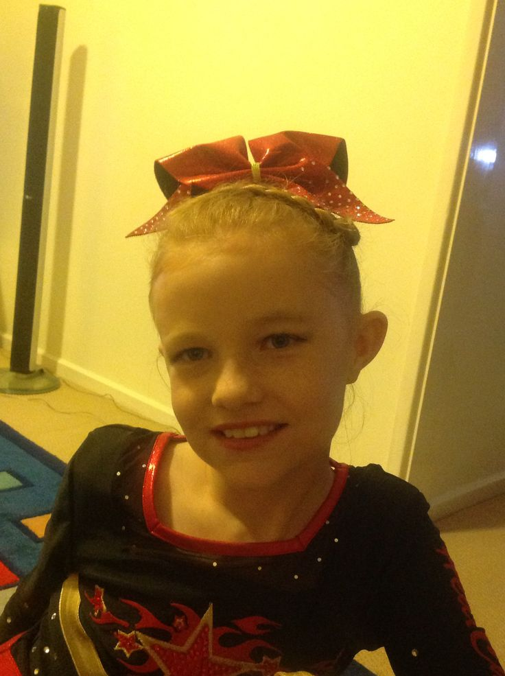 My gorgeous Cheer Girl!!