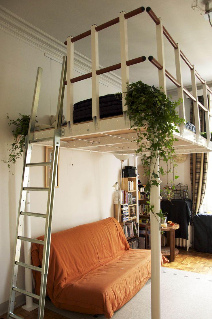 Mezzanine Loft 7 best mezzanine lofts images on pinterest | diy kits, loft ideas