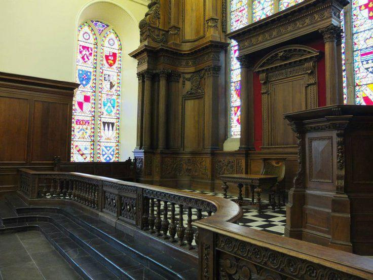 RHK's 17th century Baroque Chapel