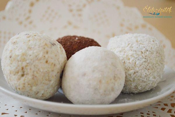 Zabpelyhes túrógombóc – sütés-főzés nélkül, villámgyorsan elkészíthető | Életszépítők