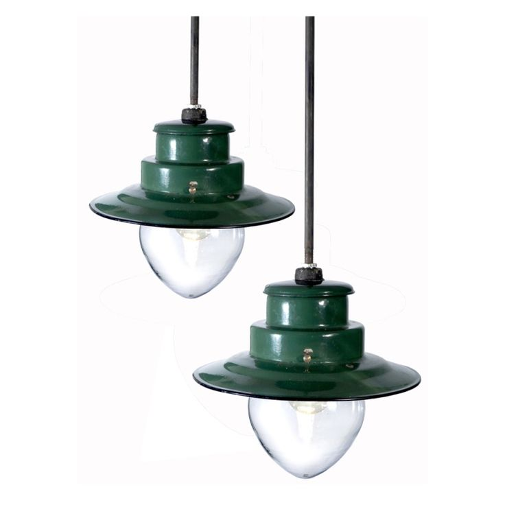 Check out the deal on Porcelain Train Station L&s - Matching pair at Eco First Art  sc 1 st  Pinterest & 234 best Eco Friendly Chandelier and Pendant Lighting on ... azcodes.com
