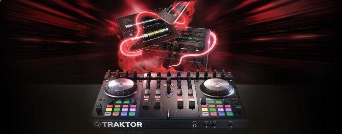 Traktor Digital Djing - Dj Software, Controllers And Audio Interfaces | Brand