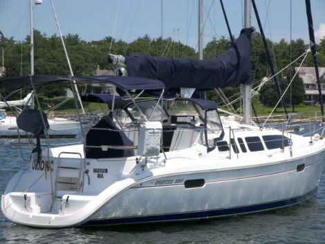 hunter sailboats for sale - Google Search