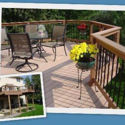 Best 25 composite deck boards ideas on pinterest for Compare composite decking brands