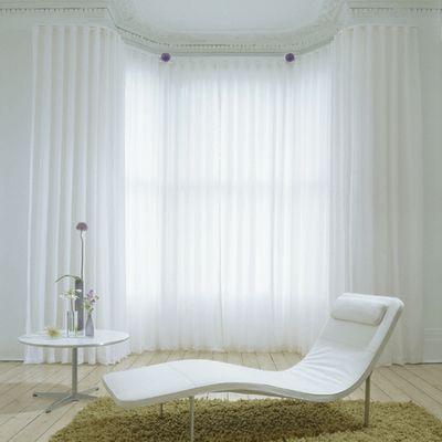 Sheer White Curtains Sheer Curtains Pinterest White Curtains White Rooms And Room Interior