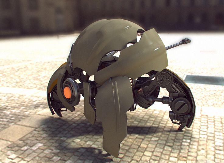 Vírus Ce'la Gerr De origem francesa, esse inimigo é conhecido por imitar técnicas de exército,  como mimetismo e ataque furtivo (atira e lança explosivos enquanto está escondido) seu único ponto fraco é o olho.