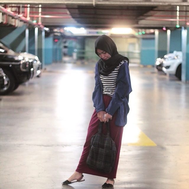 WEBSTA @arindahyoga Outer and bag : @gogirlmagz 💕 at grand indonesia