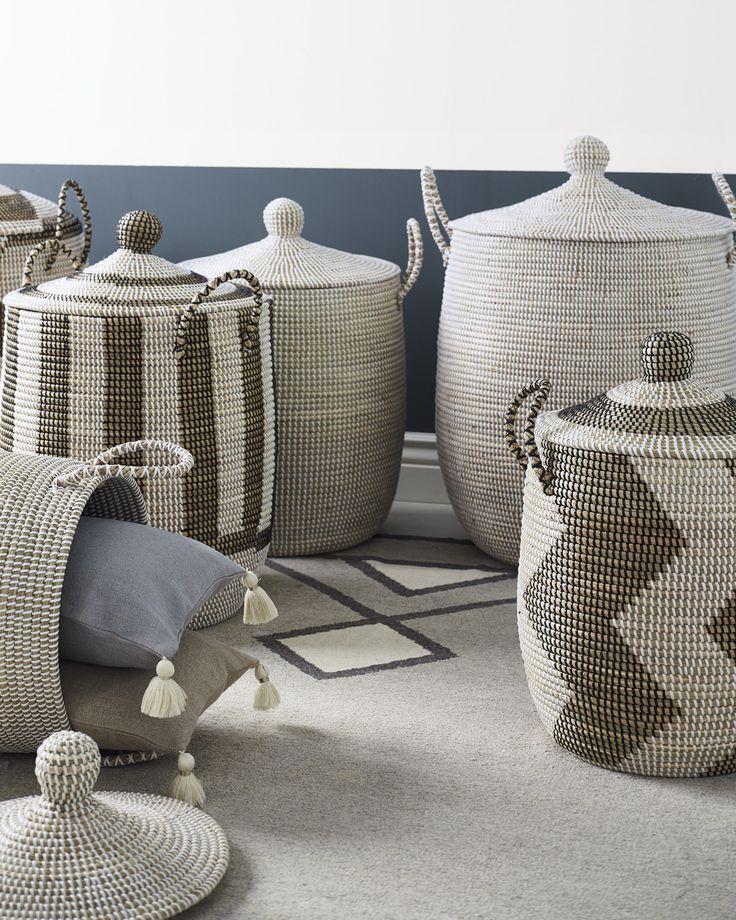 Best 25 Storage Baskets Ideas On Pinterest Hanging Wall