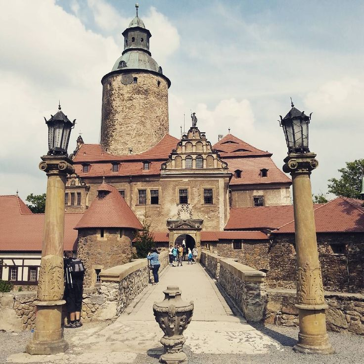 Zamek Czocha - zlotniki