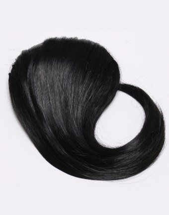 Black side sweep clip in fringe hairpieces by Wonderland Wigs. $18.99. Style: side sweep. Same day despatch. 100% Kanekalon synthetic fibre - high quality natural look. Discreet packaging. Black side sweep clip in fringe hairpieces. As hairpieces go, the clip in fringe is one of the simplest ways to change your hairstyle affordably and instantly. This Black clip in fringe is in a fashionable side sweep style and has 2 hidden combs which easily and securely attach to y...