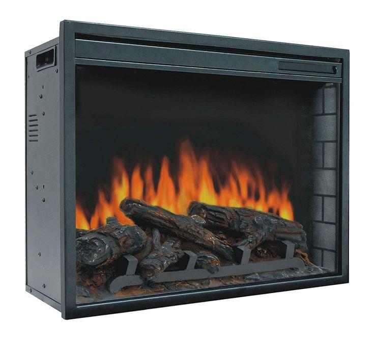 "Amazon.com: Fireplaces NEW 23"" Electric Firebox Insert ..."