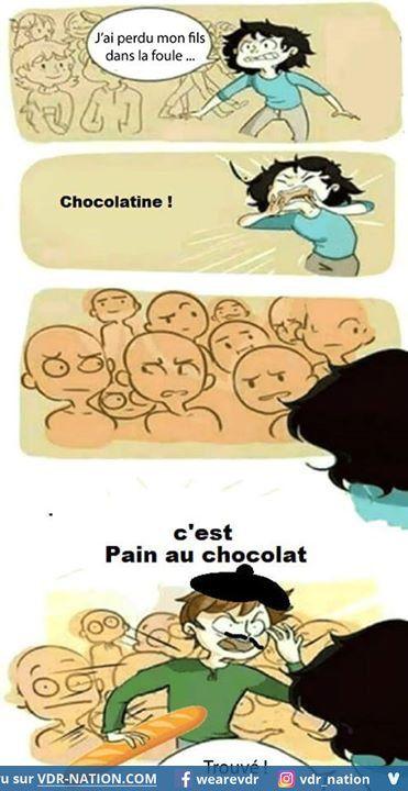 Alors, vous êtes chocolatine ou pain au chocolat?
