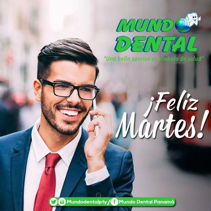 Por cada día una nueva oportunidad para cumplir sueños y construir nuestro presente cargado de ilusiones. FELIZ MARTES!  - #MundoDentalPty #Felizdia #dentistasenpanama #sonrisas #Diseñodesonrisa #Panamá #pt y