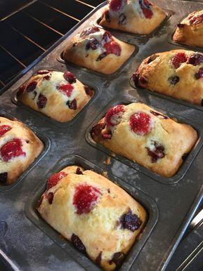 Mini-Cakes ultra moelleux