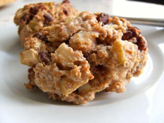 Easy Apple Cinnamon Walnut Scones