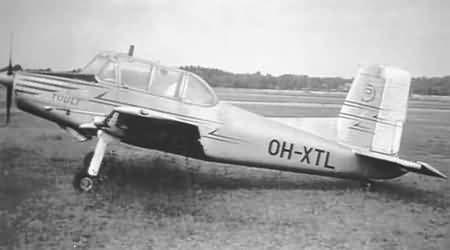 Valmet Tuuli III