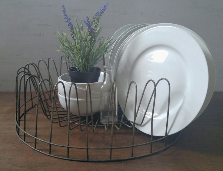 25+ Best Ideas About Plate Racks On Pinterest