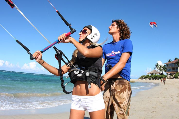 What to expect from kitesurfing lessons Surfing, Kite