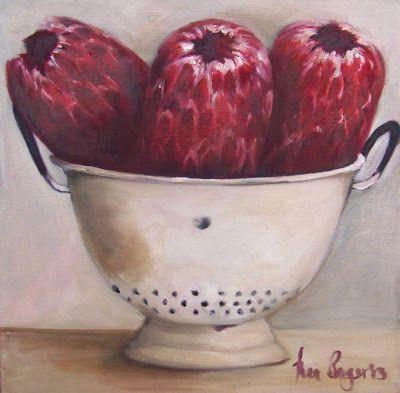 Shades of life by Thea Burger