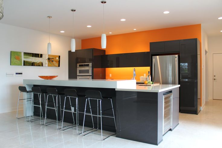 Contemporary Kitchen Colors Images Design Inspiration