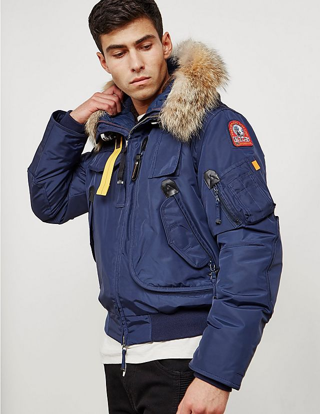 buy popular a4ebc 06164 Parajumpers Gobi Padded Bomber Jacket | Urban Gentleman in ...