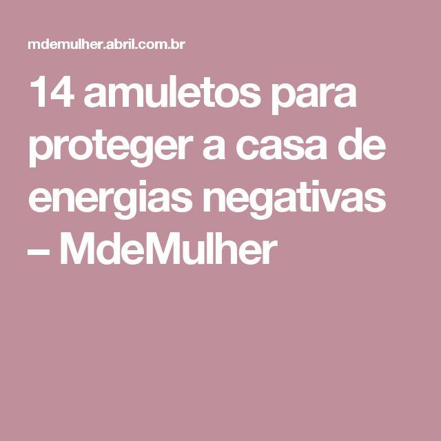 14 amuletos para proteger a casa de energias negativas – MdeMulher