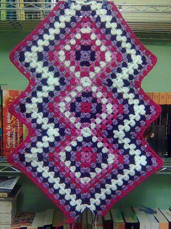 Mejores 80 imágenes de Crochet en Pinterest | Punto de crochet ...