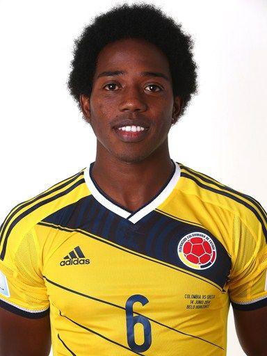 Las fotos oficiales de #Colombia #Fifa #Brasil2014 - Carlos Sanchez