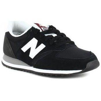 toffe New Balance u 420 cbw dames sneakers (Zwart)