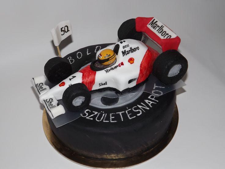 Forma1 cake