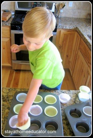Cooking with kids and what they gain from it | list of tasks per age group that can be accomplished