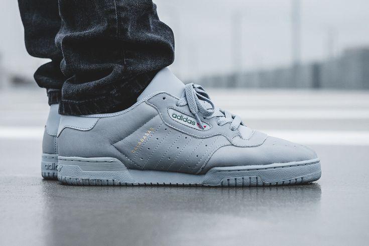 """adidas YEEZY Powerphase """"Grey"""""""