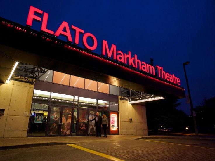Flato Markham Theatre