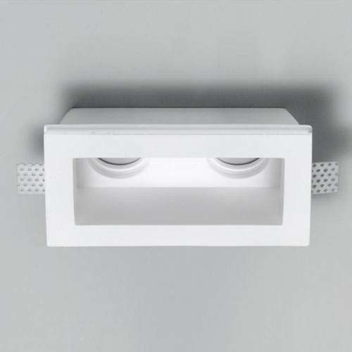 ZANEEN Design Invisibili Fixed LED 2 Light Recessed Lighting Kit
