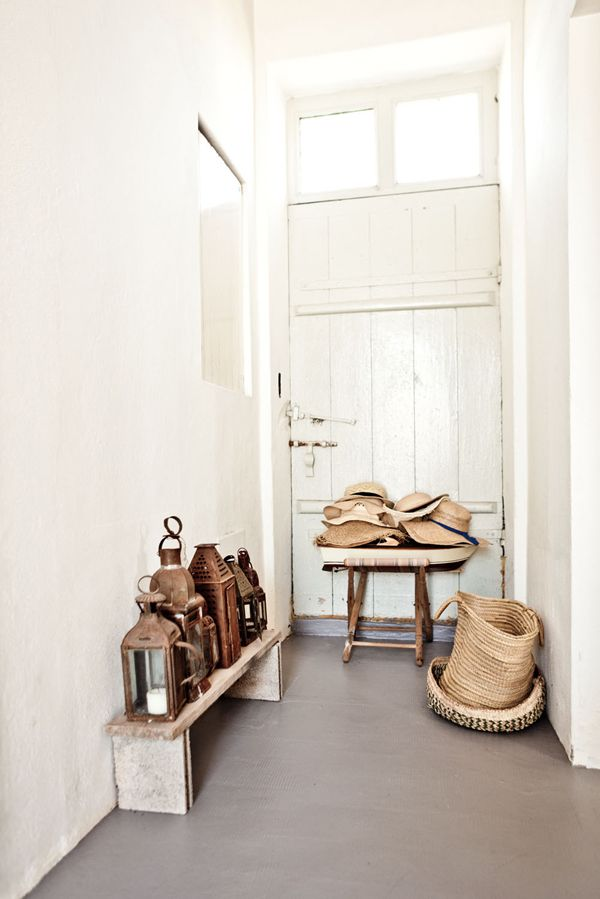 A HOLIDAY HOME ON A FRENCH ISLAND | THE STYLE FILES